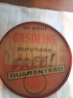 Supertest Gas Station attendant's Badge