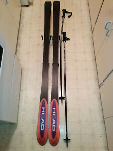 Head Cyber x60 Downhill Skis