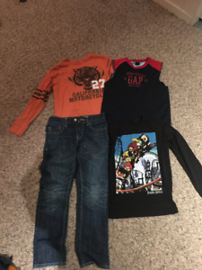 Boys clothes lot (size 10) 4 items