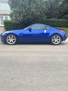 2003 Nissan 350Z Track Pack Coupe (2 door)