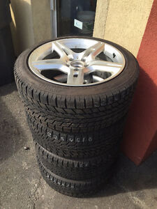 [4] Summer tires BMW Mags