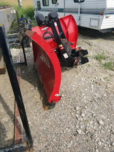 boss plow and hydraulic Myers salter