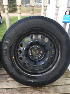 205/65/R16 winter tires