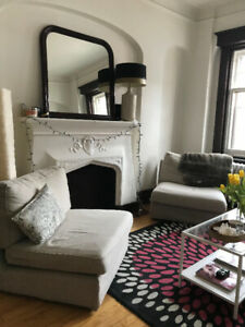 3 bedroom sublet in the McGill Ghetto