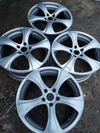 "18"" Honda, Mazda, Toyota, Lexus, Nissan, Renault, alloy wheels (392)"