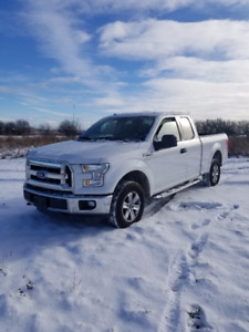 2015 Ford F-150 XLT 4X4 **Certified**FINANCING AVAILABLE**