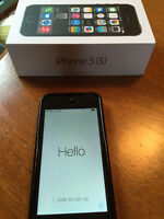 iPhone 5S Space Grey 32GB Bell Network