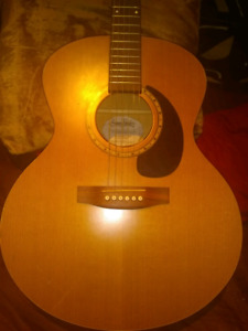 "Guitare acoustique ""Simon & Patrick"""