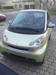 2010 Smart Fortwo Limited Lime Coupe (2 door)