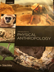 Physical Anthropology textbook for sale
