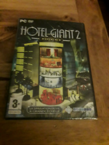 French Version of Hotel Giant