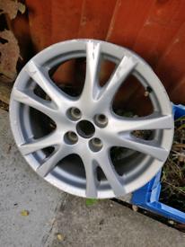 2009 Mazda 2 alloy wheel 16