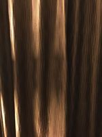 CHOCOLATE & LIME CURTAIN PANELS