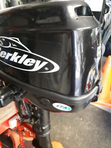 2015 Berkley 5hp outboard