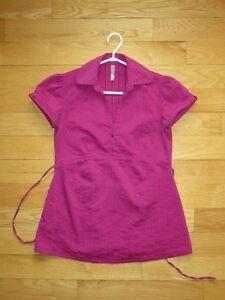 Chandails et blouses à manches courtes de Maternité XSmall Small