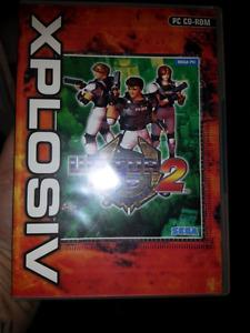 Jeux d ordinateur Virtua Cop 2, jeux sega virtua cop 2