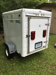 Enclosed trailer Peterborough Peterborough Area image 1