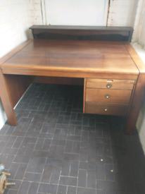 Desk / Drafting table £75 ono
