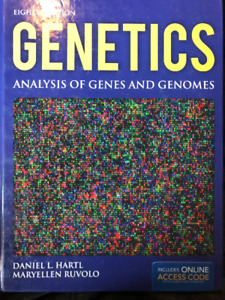 Genetics - Analysis of Genes and Genomes 8th Edition