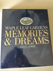 Maple Leaf Gardens Memories & Dreams 1931-1999 brand new sealed