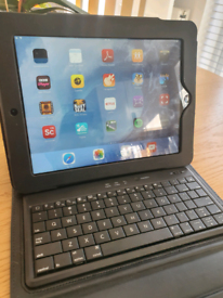 Apple IPAD 3 with bluetooth keyboard rarely used