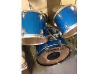 Hohner percussion drum kit