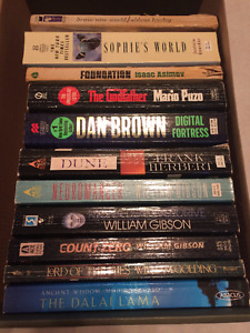 Multiple Books for Sale - Titles listed in description