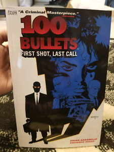 100 Bullets - Graphic Novel - Vol 1
