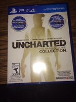 Uncharted Collection $50 OBO