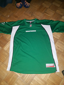 Brand new 2xl roughriders jersey SIZE 2xl