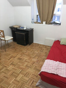Private rooms, close to subway, 2washrooms from $550