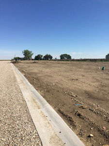 4 Super Large Serviced  Residential  Lots