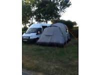 Kyam driveaway awning 4 person
