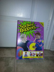 New- never used-Boppers inflatable boxing pillows$12