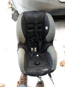 Evenflo car seat for sale!