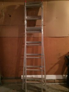Multi functional ladder (Step Ladder and Extension ladder)
