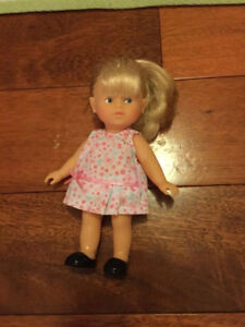 Corolle blond hair doll