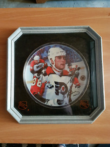 Lindros Collector Plate