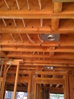 Basements, Additions or New Houses - Electrical Contractor