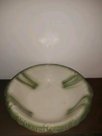 Victorian wash bowl