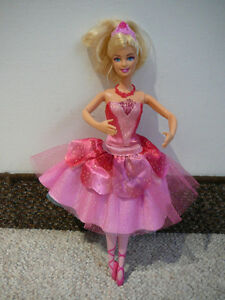 """Barbie Ballerina"""