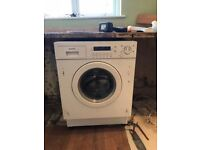 Fully Integrated Hoover Washing Machine