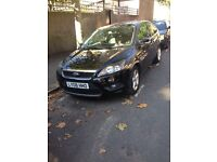 Ford Focus 1.6 2008 Hatchback Automatic For Sale