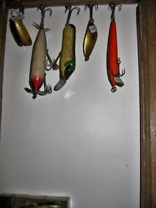 antique window and fishing lures Kingston Kingston Area image 9