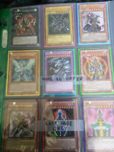 Yugioh card single rares for sale