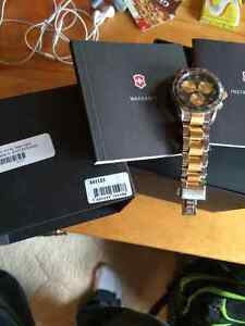 Genuine Swiss Army Tachymeter Watch