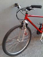 vélo specialized ,montagne ,en bon etat ,amortisseur avant.
