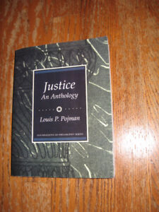 Justice - An Anthology