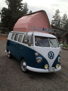 1966 SO42 Volkswagen Campmobile Bus