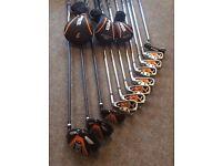 Wilson X31 Golf Club Set Graphite (like New)